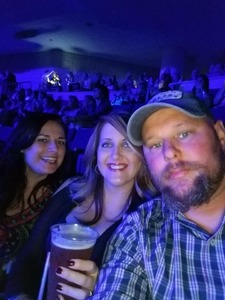 brad attended Little Big Town - the Breakers Tour With Kacey Musgraves and Midland on Apr 21st 2018 via VetTix
