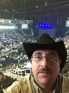Dewey attended Little Big Town - the Breakers Tour With Kacey Musgraves and Midland on Apr 21st 2018 via VetTix