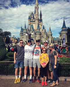 Click To Read More Feedback from Disney World - Post Deployment with my family