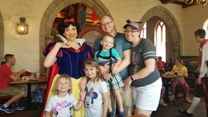 Click To Read More Feedback from A Trip to Disney World - 5-Day Park Hopper Passes