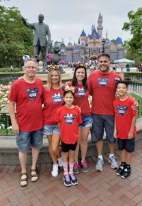 Click To Read More Feedback from 4 Day Park Hopper Disneyland Tickets for family of 6