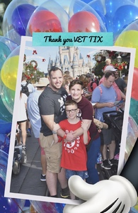 Click To Read More Feedback from Post Deployment Disney World Trip - 4-Day Park Hopper Pass