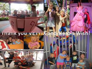 Click To Read More Feedback from Post Deployment Family Disney World Trip