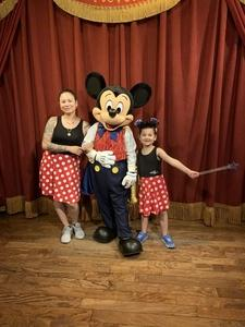 Click To Read More Feedback from Disney World- Princess Anna's dream - 5-day park hopper plus passes