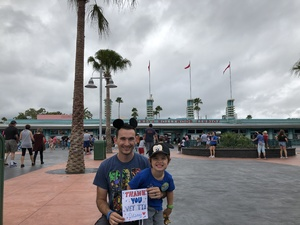 Click To Read More Feedback from Disney World Trip (homecoming from Iraq)