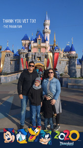 Click To Read More Feedback from Disneyland Dream