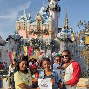 Click To Read More Feedback from A Disneyland Birthday