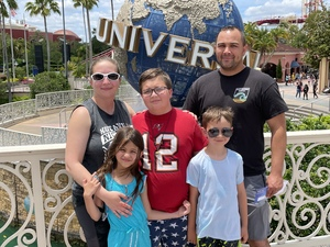 Click To Read More Feedback from Family Trip to Universal Studios, Orlando
