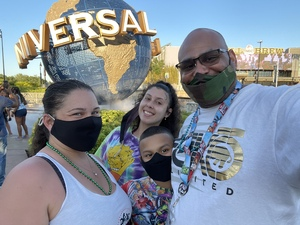 Click To Read More Feedback from Family Vacation to Universal Studios