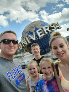 Click To Read More Feedback from Universal Studios Orlando for family of 5
