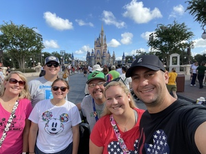 Click To Read More Feedback from Family of 6 Disney World Wish